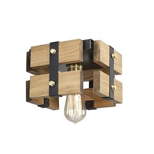 Barnyard Honey One-Light Flush Mount