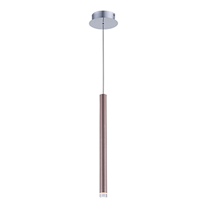 Galiano Copper LED Mini Pendant
