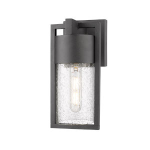 Bond Black 11-Inch LED Outdoor Wall Light