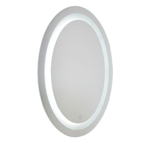 Reflections Glass LED Mirror