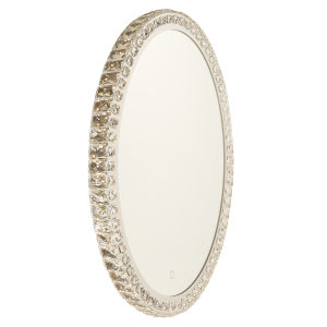 Reflections Crystal 30-Inch LED Wall Mirror