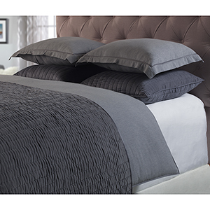 Cooper Charcoal King Quilt