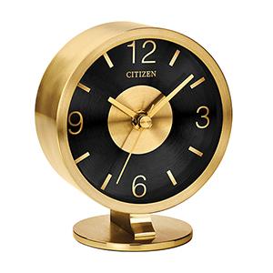 CC1028 Decorative Gold Desk Clock
