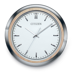CC2009 Gallery Silver Wall Clock