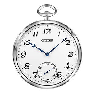CC2029 Gallery White and Silver Wall Clock