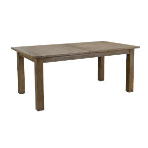 Driftwood Desert Gray 94-Inch Extension Dining Table