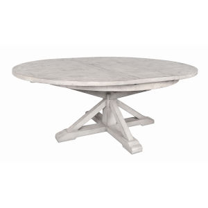 Keaton Sierra Gray 79-Inch Round Dining Table