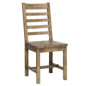 Quincy Desert Gray Dining Chair