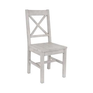 Keaton Sierra Gray Dining Chair, Set of 2