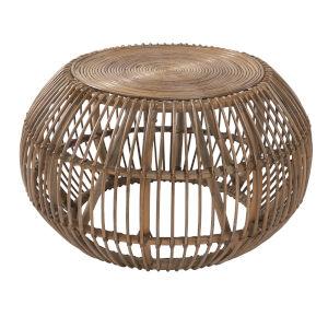 Lira Natural Round Coffee Table