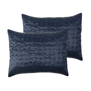 Tanner Indigo Two Piece Sham Set