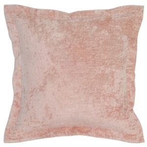 Brooke Pink Throw Pillow