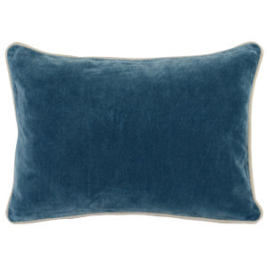 Colby 14-Inch Marine Blue Throw Pillow