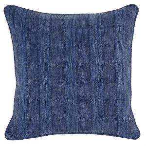 Colby Indigo Blue Throw Pillow