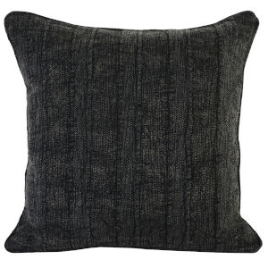 Colby Black Throw Pillow