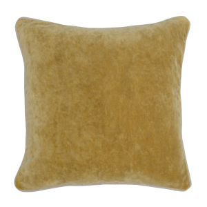 Colby Gold 18-Inch Throw Pillow
