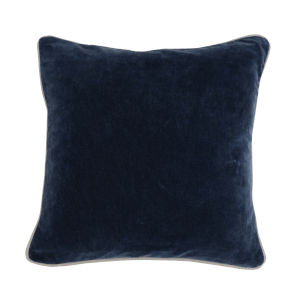 Colby Navy Throw Pillow