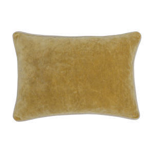 Colby Gold Throw Pillow