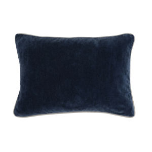 Colby 14-Inch Navy Throw Pillow