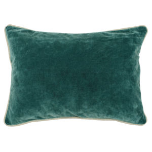 Colby 14-Inch Green Throw Pillow