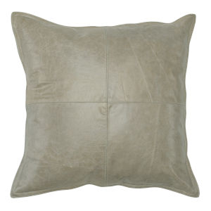 Bonnie Sandy Beige Throw Pillow