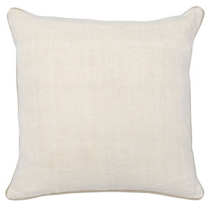 Dawn Ivory Throw Pillow