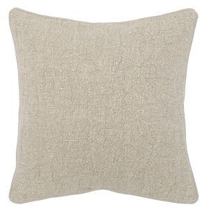 Dawn Natural Throw Pillow