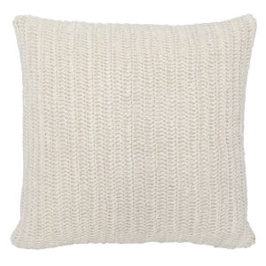 Callie Ivory Throw Pillow