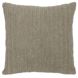 Callie Natural Throw Pillow