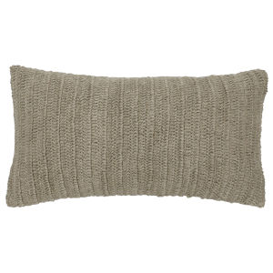 Harmony Natural Throw Pillow