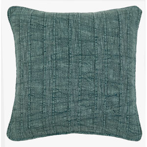 Colby 22-Inch Green Throw Pillow