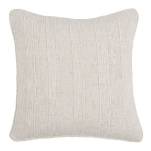 Colby Ivory Throw Pillow
