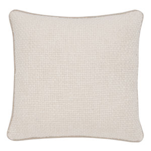 Emily Ivory Throw Pillow