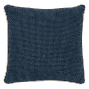 Hannah Indigo Throw Pillow