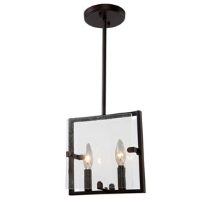 Harbor Point Oil Rubbed Bronze Two-Light Pendant