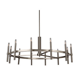 Encore Oil Rubbed Bronze 12-Light Chandelier