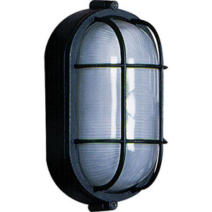 Marine White One Light Outdoor Wall Sconce