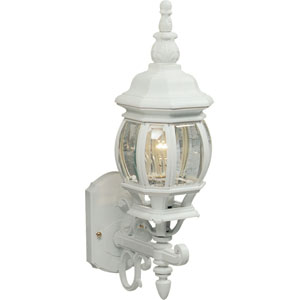 European Styled Lantern Up Classico Small Outdoor Wall Mount