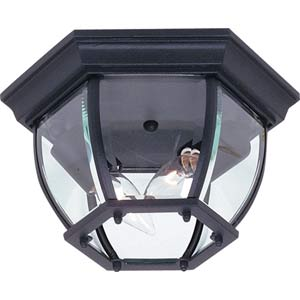 Classico Outdoor Hexagonal Ceiling Mount