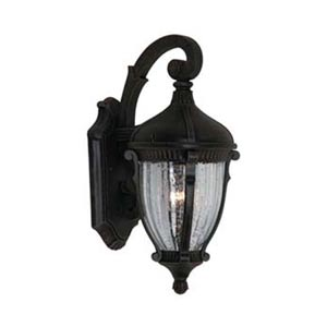 Annapolis Oiled Bronze Small Outdoor Wall Light
