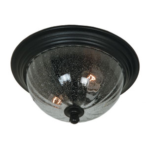 Annapolis Two-Light Oil Rubbed Bronze Outdoor Fixture