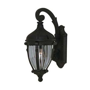 Annapolis Oiled Bronze Medium Outdoor Wall Light