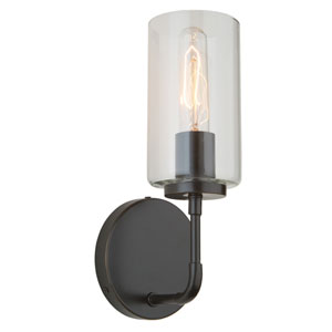 Ray Oil Rubbed Bronze 5-Inch One-Light Wall Sconce