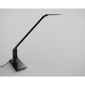 Edge2 Anodized Matte Black LED Desk Lamp