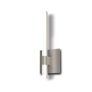 Lino Satin Nickel Integrated LED Wall Sconce