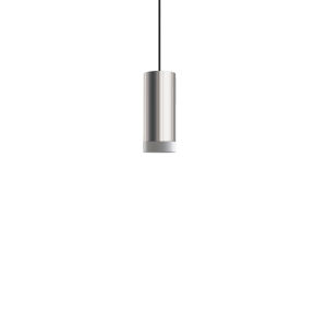 Novo Polished Chrome Integrated LED Mini Pendant with Luminous Ring