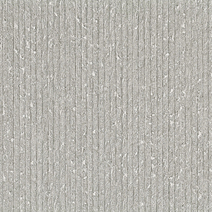 Grey Textured Bead Board Wallpaper