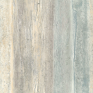 Blue and Dark Grey Reclaimed Boards Wallpaper