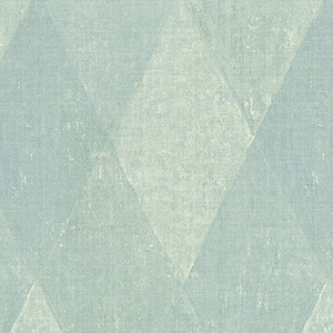 Textured Harlequin Teal Blue Wallpaper
