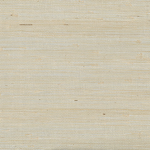 Fine Jute Beige and Silver Metallic Wallpaper
